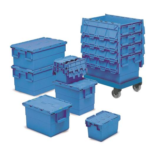 Picture of Premium Attached Lid Containers