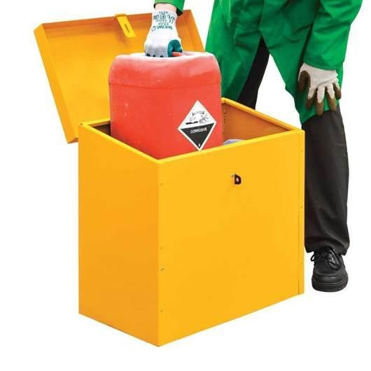 Picture of Hazardous Substance Floor Chests